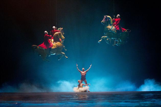 Le Cirque du Soleil : plus qu'un spectacle, des émotions