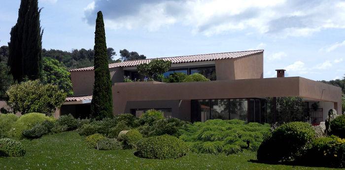 Grégory Cugnet : Architecte de villas de prestige